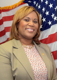 Mississippi Department of Corrections Commissioner Pelicia Hall